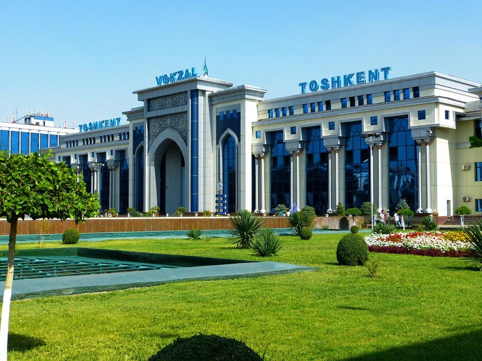 Gare de Tachkent