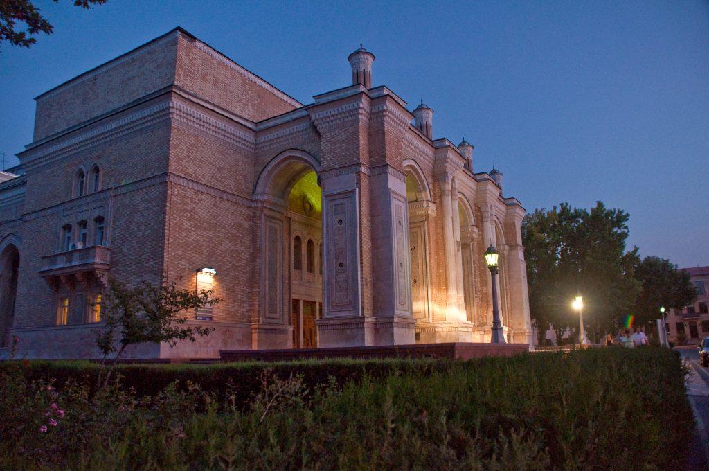Théatre de Tachkent
