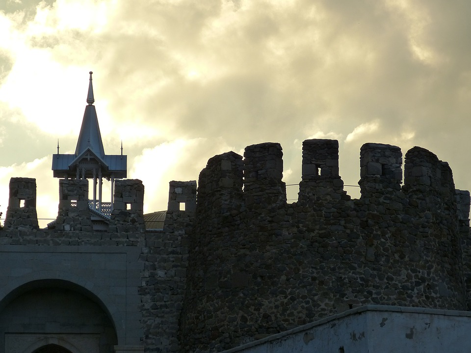 Château de Rabati, une forteresse à découvrir