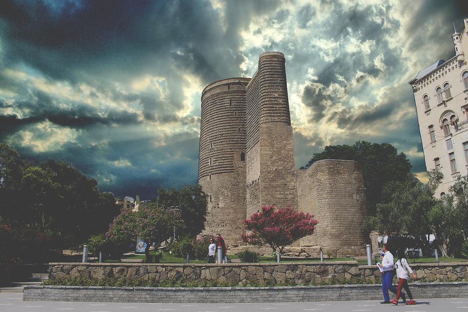 Tour de la Vierge