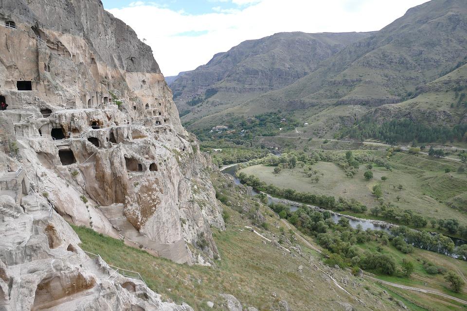 Grottes Vardzia, ville-monastère